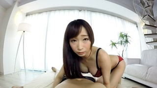日本VR成人 蓮實克萊兒和你做愛
