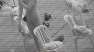 紅外線偷拍透視 香港九龍公園泳池
