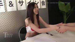 Tokyo-Hot n0604 雨宮琴音東熱流ガチ中出し