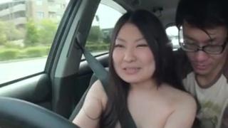 裸體開車做愛內射