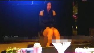 [不能只有我看到!]夜店女DJ從KTV到賓館一路上誘惑著我~最後被內射了還繼續跳舞!~