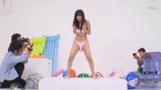 DVDMS-023 - 巨乳女子大生限定!「固定バイブモデル」のアルバイトに挑戦!