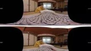 【VR】「性交付き」温泉若女将のお仕事