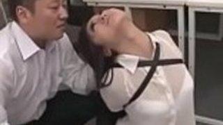 日本の美しさの粗暴なロールプレイングロールプレイング -  Elitejavhd.comでさらに