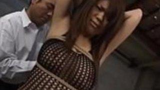 恥ずかしそうな日本の肛門性交フェチ