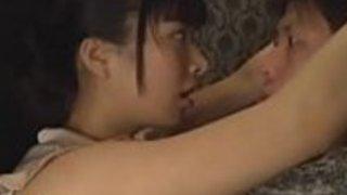 日本の渇いたガールフレンドが彼女のbfを破壊 - もっとElitejavhd.comで