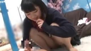 【素人企画】制服の素人JKの企画セックスナンパ手マンプレイ動画!【pornhub動画】