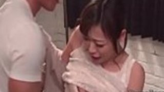 ランダムな見知らぬ人との情熱的なポルノの戯曲Shiona Suzumori