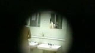 JP看護師寮のスパイカメラ -  3の4