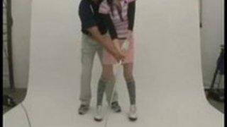 可愛いスレンダー巨乳娘がゴルフレッスンに来たので19番ホールの使い方を教えてあげた イクイクXVIDEOS日本人無料エロ動画まとめ