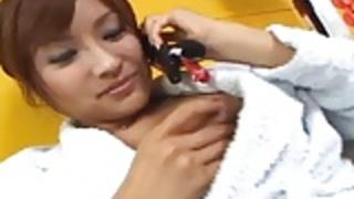電話によるPACKMANS上めぐみ巨乳日本人