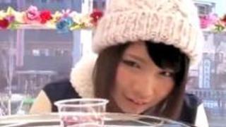 【マジックミラー号】18歳のかわゆい女子大生に美容エステと称し媚薬を飲ませてキメセク!葵こはる