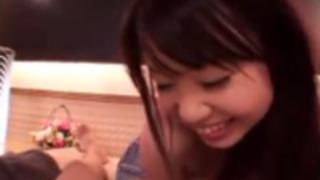 【夢乃あいか】援交希望の巨乳女子高生にハメ撮り交渉したらOK出たんだがwww