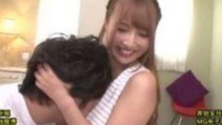 【三上悠亜ファン感謝】巨乳のアイドル、三上悠亜のファン感謝フェラプレイ動画。