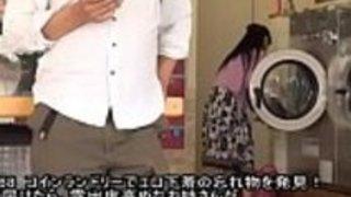 [Jap]私は洗濯機でいたずらランジェリーのペアを発見!露出癖のあるベイビーは、彼女がパンストのない駐車場のために去ってしまった! - フルビデオ:http://JPorn.se/KIL-068