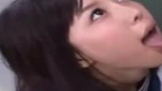【葵つかさ】B88W58H86の綺麗な長身美女モデルと学校でパコパコ制服ハメ撮りセックス漬け【No5751】