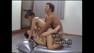 【動画】 無修正 風俗ソープランド実演 秘技公開Ⅲ(二枚貝)
